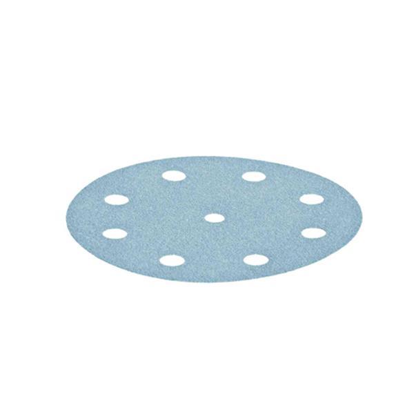 Bleu Festool 497145/Disques abrasifs STF D125//8/P40/gr//10