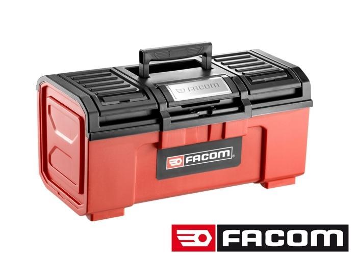 Bo te outils plastique 19 fermeture automatique facom - Boite a outils facom ...