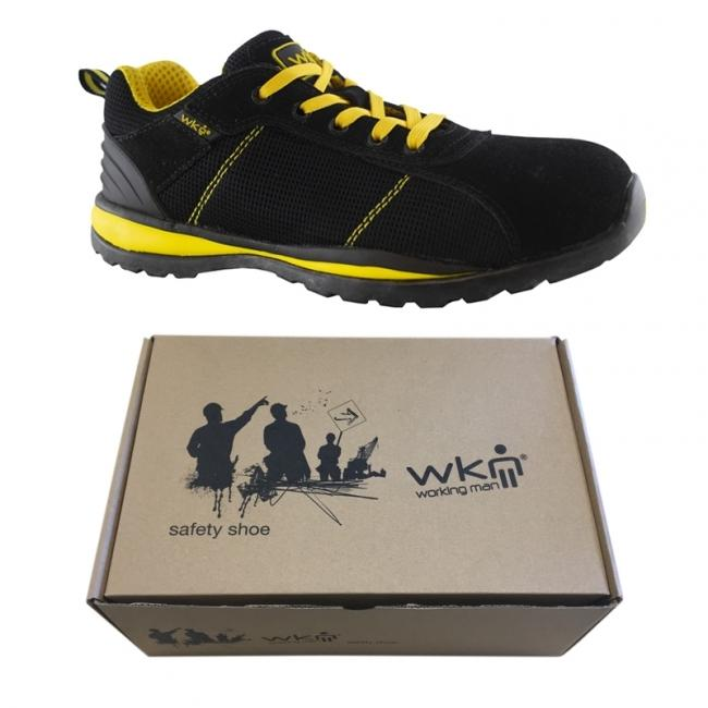chaussures de sport dee2d 447cd Chaussures de sécurité SPORT WORK S1P Working Man