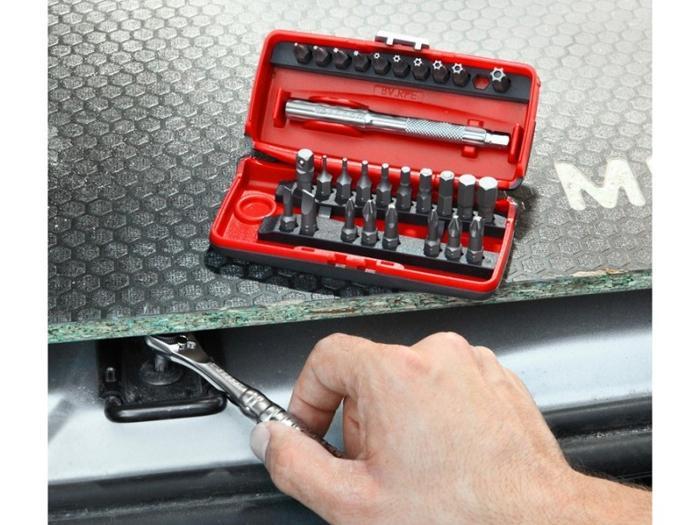 Coffret Dbox Douilles 1 2 6 Pans Métriques S 360dbox4pb Facom
