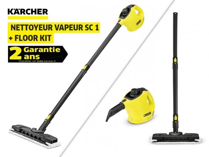 nettoyeur sol karcher nettoyeur vapeur karcher kit sol r. Black Bedroom Furniture Sets. Home Design Ideas