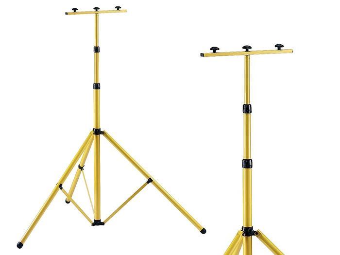 Projecteur Duo Lampe 400w Telescopique Fournitures Industrielles