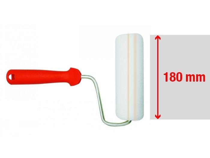 Rouleau à peindre murs et plafonds polyamide 180 mm - Fournitures Industrielles
