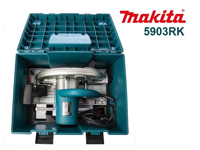 scie circulaire 235mm 5903rk makita outillage. Black Bedroom Furniture Sets. Home Design Ideas