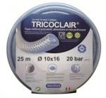 TUYAU AIR COMPRIME TRICOCLAIR AL 20 Bars
